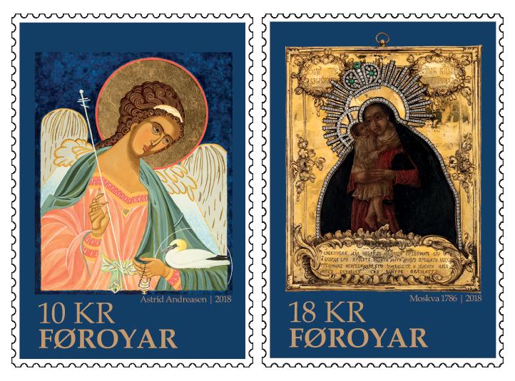 法罗群岛9月24日发行圣象邮票